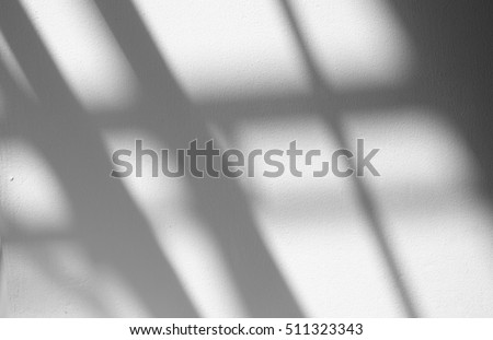 shadow on white wall