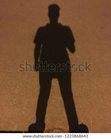 Shadow pic in highways
