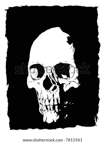shadow skull image