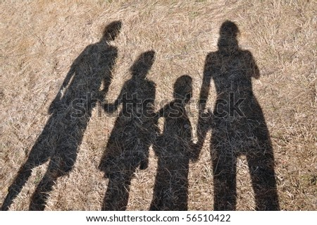 Shadows of the family