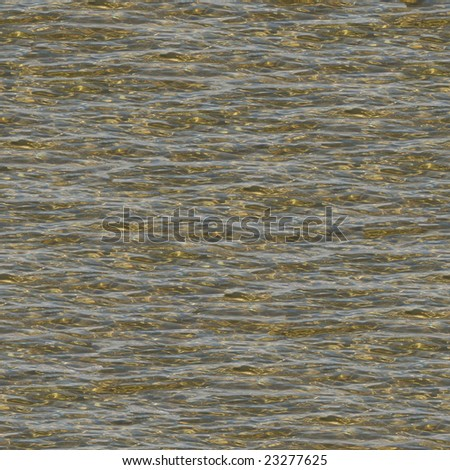 Shallow Clear Lake Water Seamless Pattern - this image can be composed like tiles endlessly without visible lines between parts