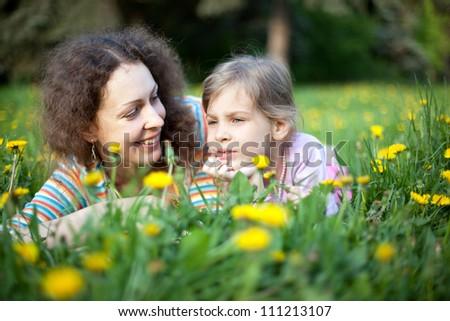 Shallow depth of field, focus on child