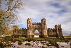 Sham Castle, Bath UK