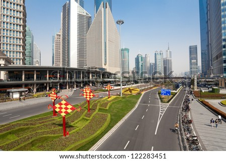 Shanghai Traffic building