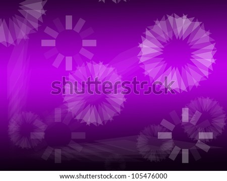 Shape abstract modern style background.