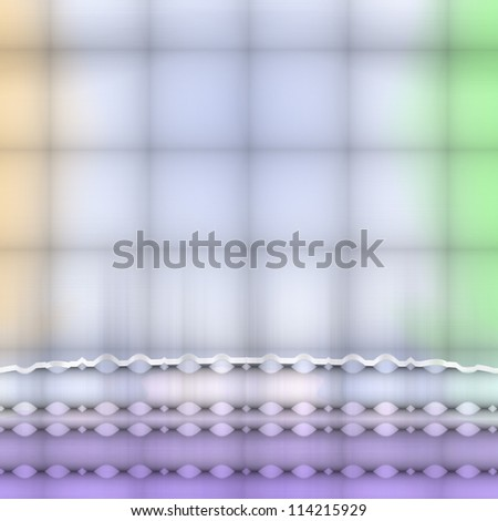 Shapes Design Advertisement Background Pattern Perfect for Any Advertisement, Business Card, Billboard