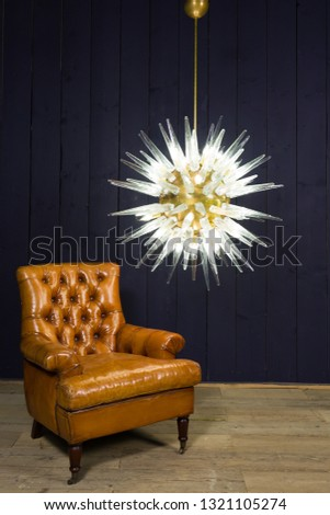 Shard Glass Sputnik Light