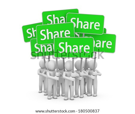 share icon like facebook