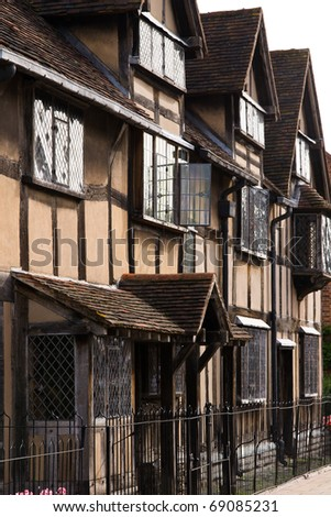 Sharespeare's Birthplace Home, Stratford upon avon