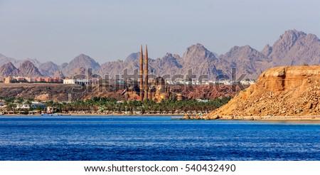 Sharm El Sheikh new mosque #540432490