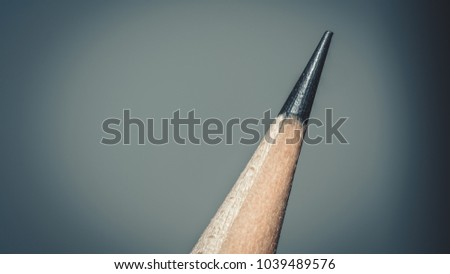 Photo of  Sharp Black Lead Pencil