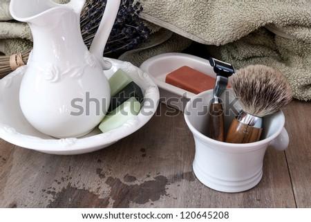 Shaving Tools Zdjęcia stock ©