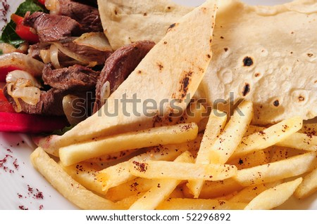 Shawarma.