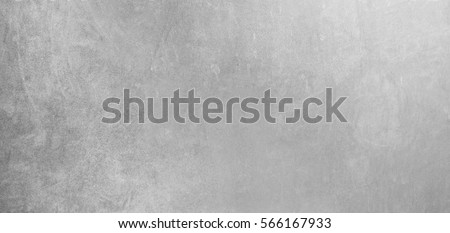 Sheet metal silver solid background
