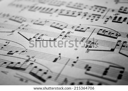 sheet music background musical...