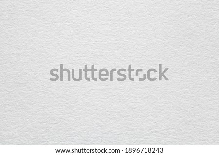 Sheet of white paper texture background. Close-up.