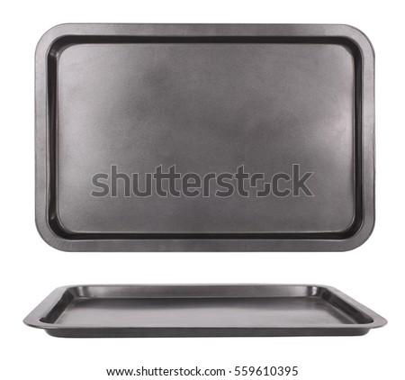 Shutterstock Sheet pan baking tray for oven