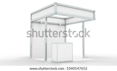 Shell scheme,maxima profile, stand