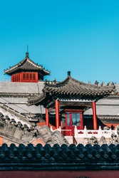 Shenyang Imperial Palace (Mukden Palace) was the former imperial palace of the early Manchu-led Qing dynasty and UNESCO world heritage site built in 400 years ago.