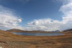 sheosar lake , deosai plains the highest plains in the world gilgit baltistan  , skardu ,Pakistan