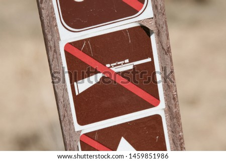 Shield prohibits hunting with rifle