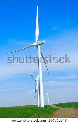 Shiloh Wind Power Plant is a wind farm located in the Montezuma Hills of Solano County, California, USA, very near to Bird's Landing. It has a nameplate capacity of 300 megawatts (MW) of power.