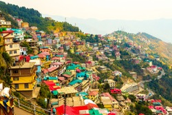 Shimla is one of India's most popular hill resorts, buzzing with a happy flow of Indian vacationers and full of relics of its previous life as the summer capital of British India.