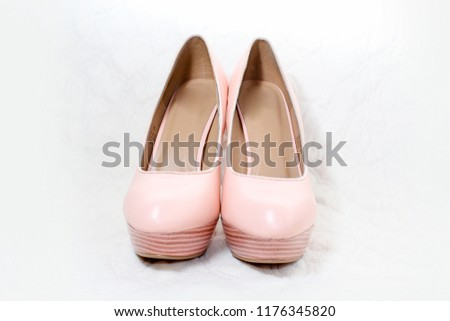 Shine wedding shoes  #1176345820