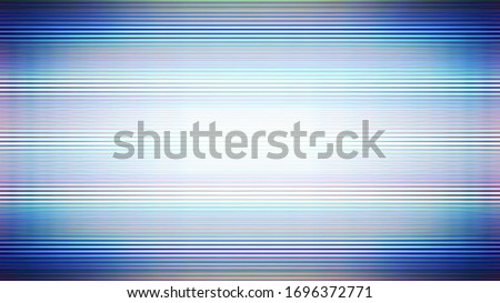 Shiny Digital Scan Lines Pixel Tv Film Abstract Wallpaper Background Foto stock ©