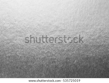 Shiny foil silver white grey gray color glitter decorative texture paper: Bright brilliant festive metallic texture empty wallpaper backdrop: Tin metal material x\'mas holiday craft design decoration