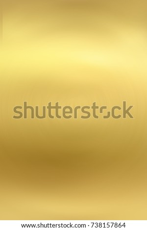 Shiny gold background | gold polished metal, steel texture