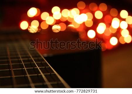 Shiny guitar, shiny music #772829731