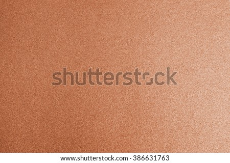Shiny hot red copper bronze color decorative texture paper: Bright brilliant festive glossy metallic look textured empty wallpaper backdrop: Aluminium tin metal material for craft design decoration