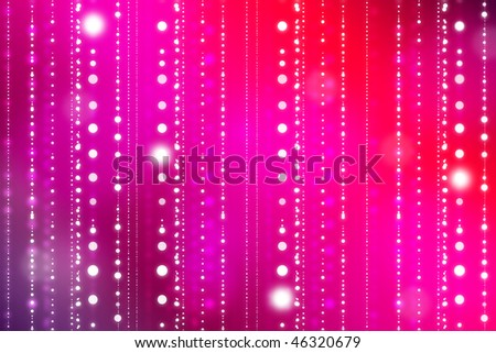 Shiny light pink to violet gradient background