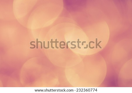 shiny pink golden abstract background