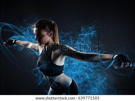 Shiny power workout