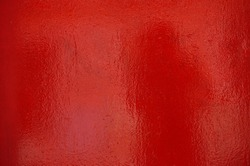 Shiny red foil background