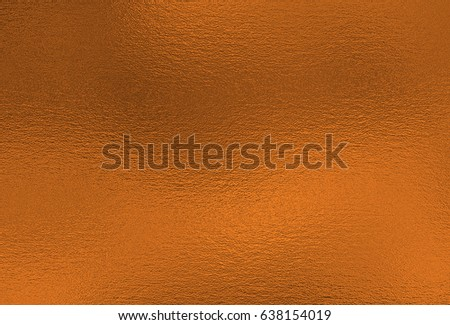 Shiny Silver bronze foil background. Sheet of metal decorative texture