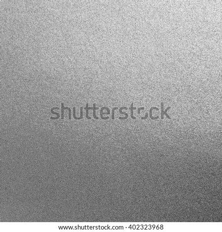 Shiny silver white gray grey paper foil decorative texture background: Bright brilliant festive glossy metallic look textured backdrop: Metal steel like material pattern surface for design decoration
