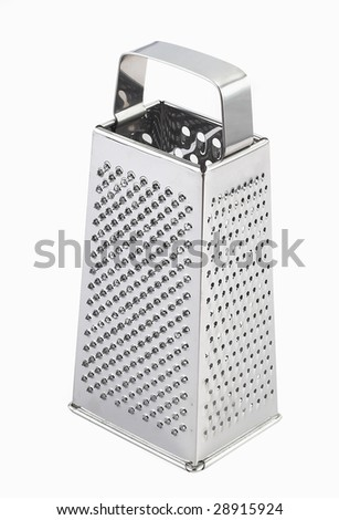 cheese grater clipart. steel cheese grater