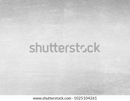 Shiny stainless steel plate. #1025104261