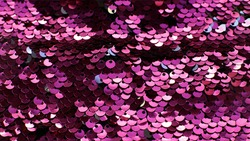 Shiny texture background iridescent multicolor sequins