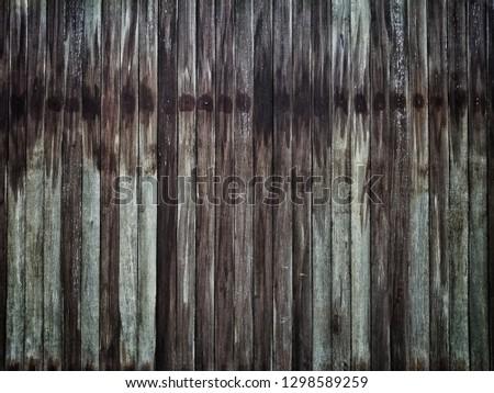 Shiny wood and shiny black #1298589259