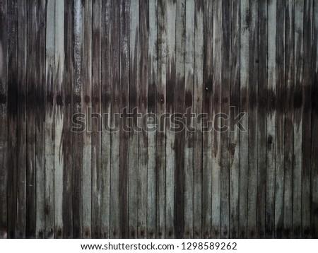 Shiny wood and shiny black #1298589262