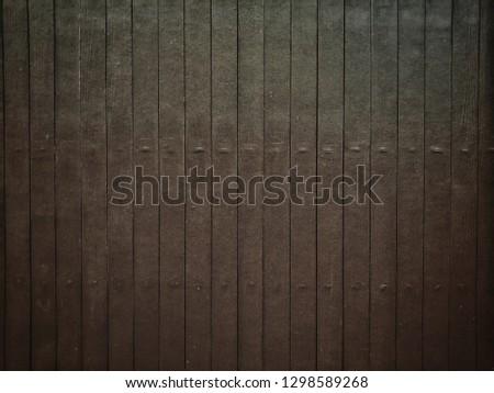 Shiny wood and shiny black #1298589268