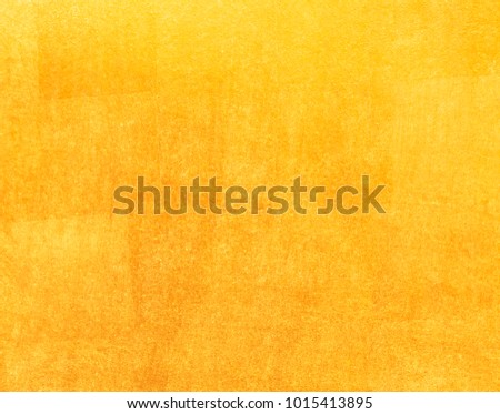 Shiny yellow leaf gold foil texture background #1015413895