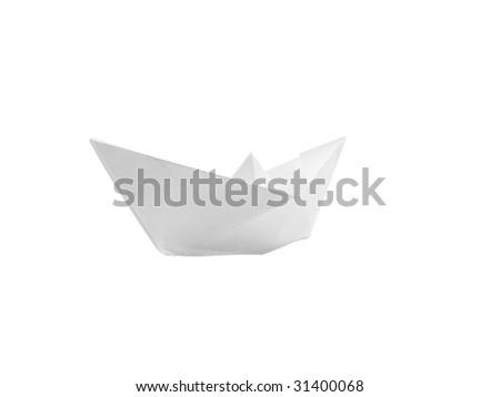 Ship, paper ship, paper