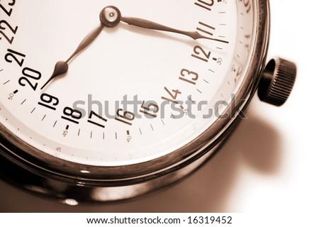 ship's 24-hour clock