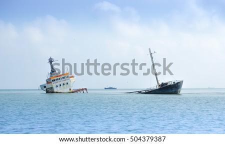shipwreck #504379387