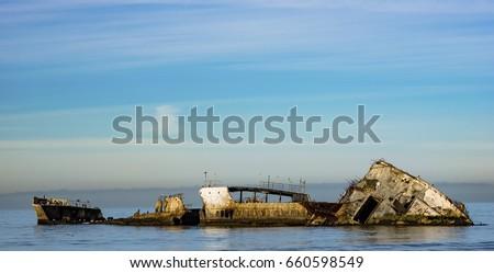 Shipwrecked in aptos california